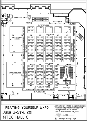 Floor Plan 2011 MTCC